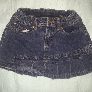 Other - Girls 5T Jean skort